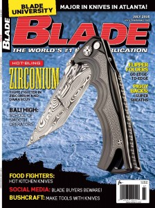 New BLADE on newsstands now!