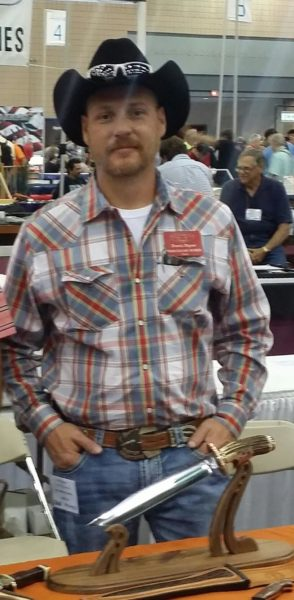 Travis Payne owns T-Bone's Custom Creations out of Telephone, Texas.