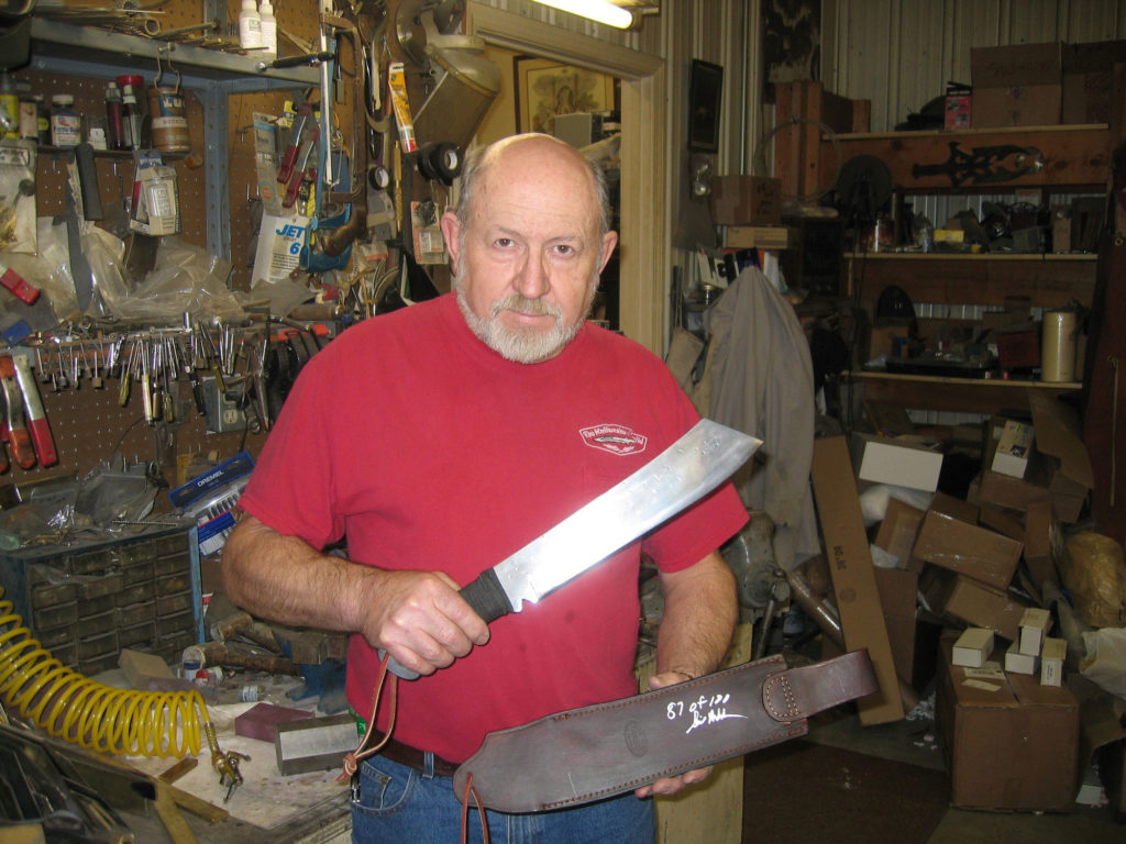 Gil Hibben knife